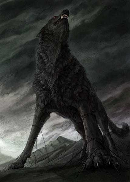 Картинки волки - c2e
